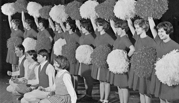 Class of 64 Cheer Squad