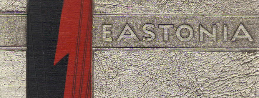 Cover of 1934 Eastonia
